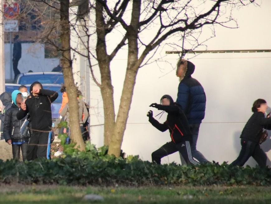 Vénissieux : quatre jeunes présentés au parquet après les incidents en marge du tournage du clip d'Elams