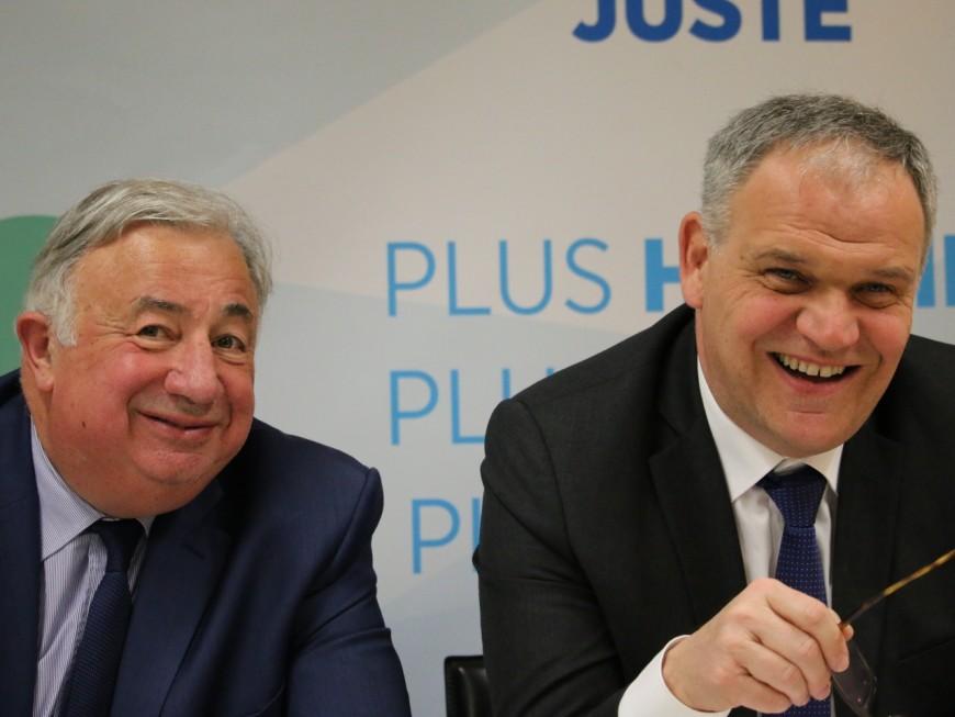 Métropolitaines : Gérard Larcher vient en aide à François-Noël Buffet (LR)