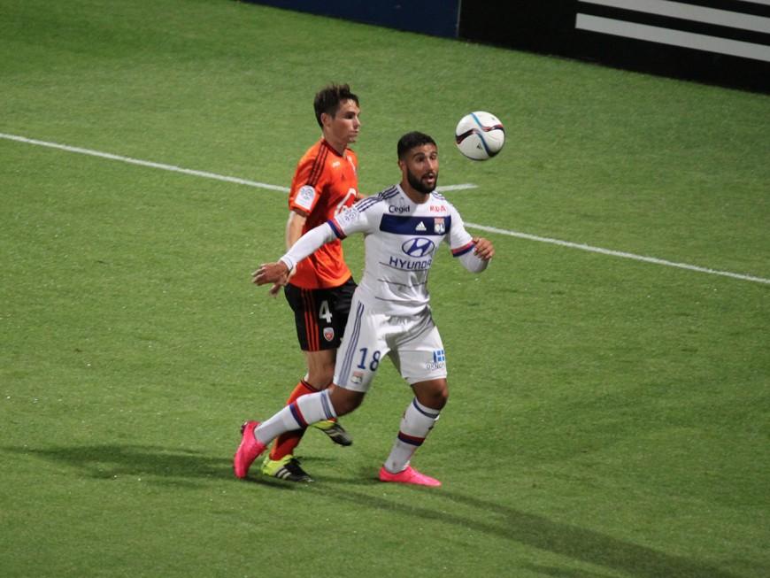 Une attaque toujours muette pour l'OL face à Lorient (0-0) - VIDEO