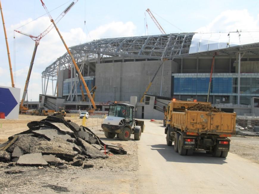 Une Brasserie Bocuse au Grand Stade de l'OL dès 2016