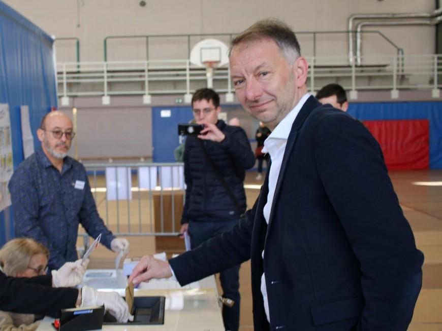 Métropolitaines : Bruno Bernard (EELV) en patron à Villeurbanne