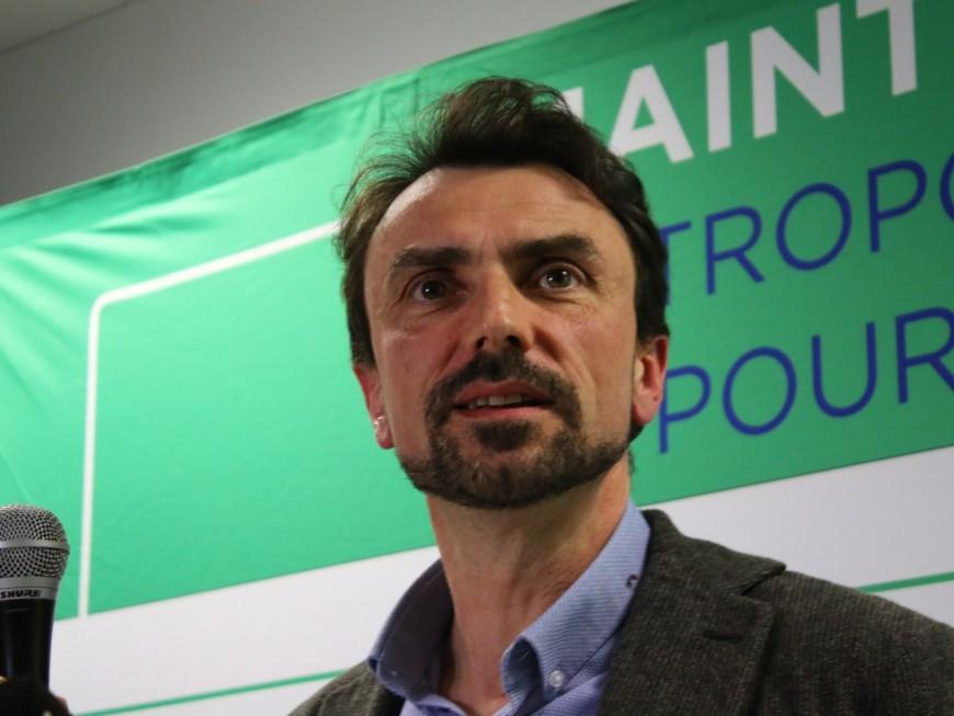 """Municipales à Lyon : Doucet (EELV) a """"une semaine pour être au rendez-vous de l'histoire"""""""