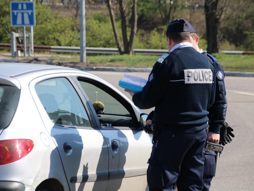 Forces de police en alerte sur l'A7, après 5 morts en février