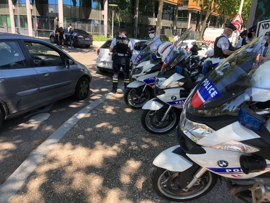Ascension : plus de 100 contrôles routiers prévus sur les routes du Rhône