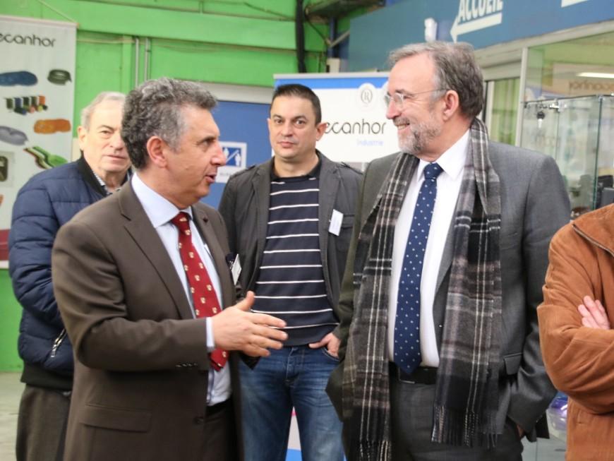 Avec l'appui de la Région, Mecanhor réintègre des activités à Décines plutôt qu'à l'étranger