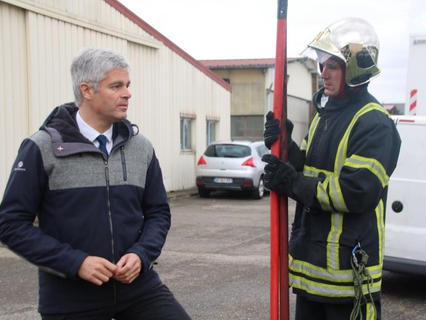 Incendie de l'école de production Boisard : Wauquiez organise la solidarité