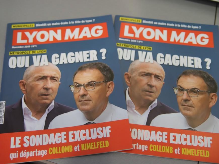 LyonMag de retour en kiosques avec deux sondages exclusifs sur les scrutins de 2020 !