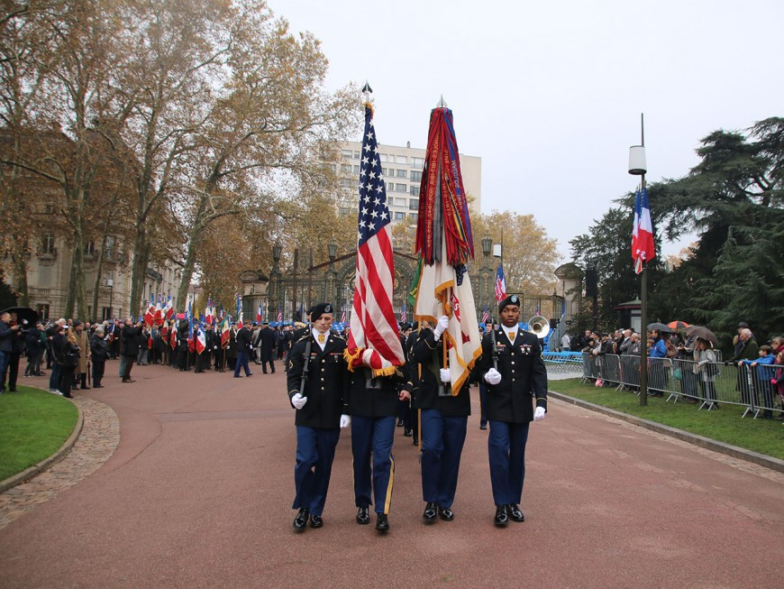 La cérémonie du 11 novembre a lieu ce samedi à Lyon