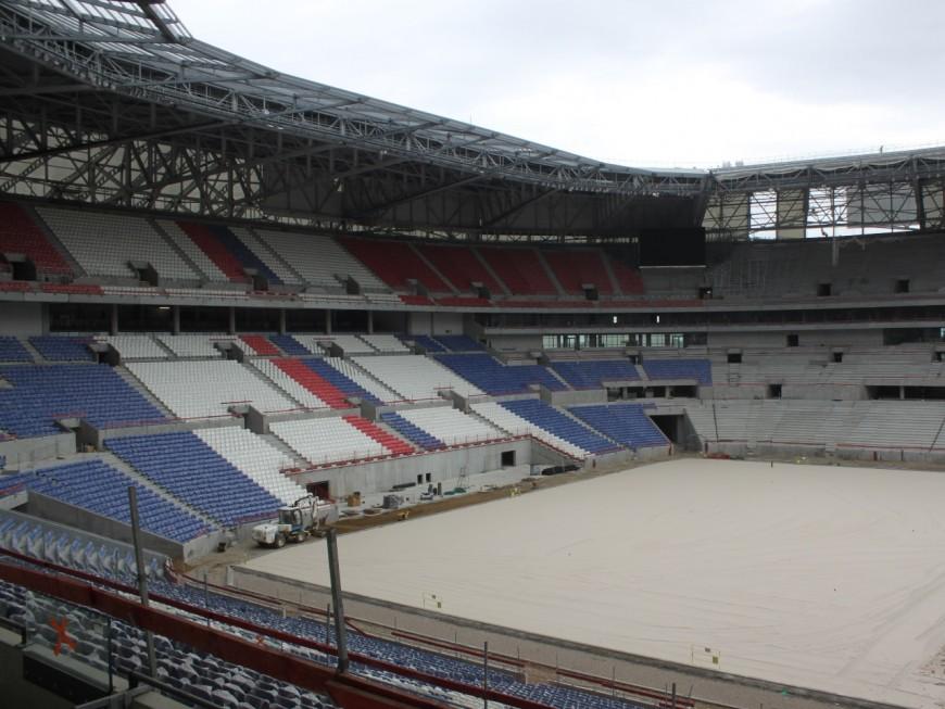 OL : les places pour le premier match au Grand Stade en vente cette semaine