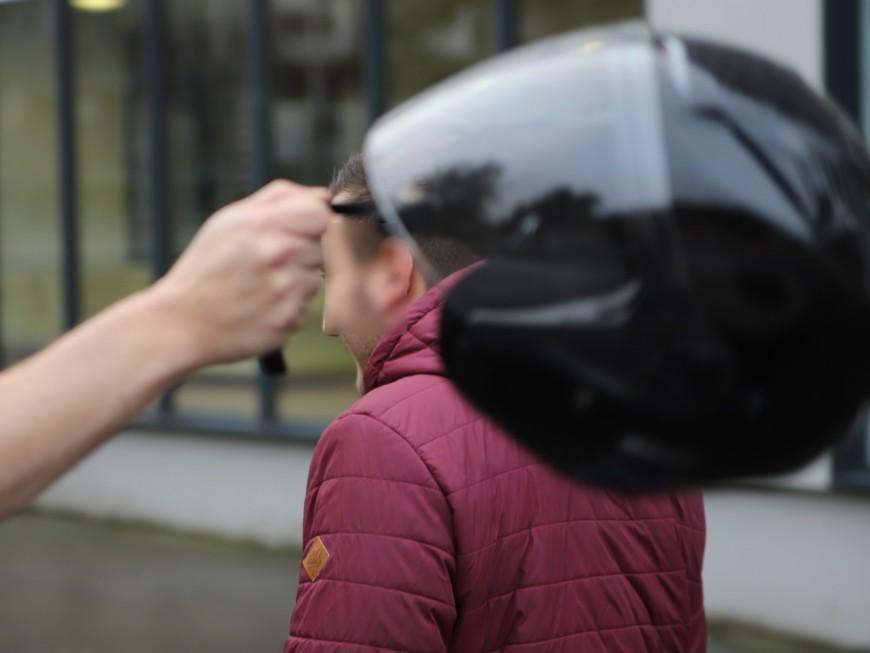Lyon : il tente de mettre fin à une bagarre et se fait assommer par un coup de casque