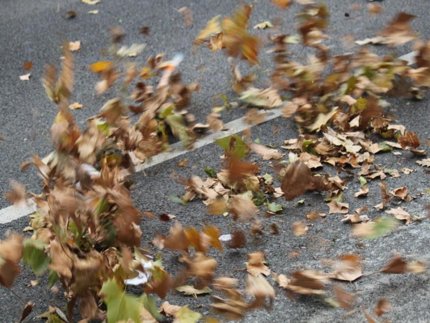 Gros coup de vent sur Lyon jusqu'à vendredi