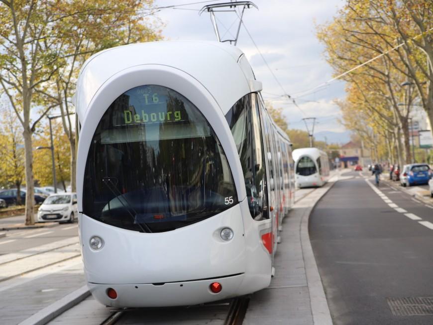 Tram T6 à Lyon : mise en service ce vendredi ! - VIDEO