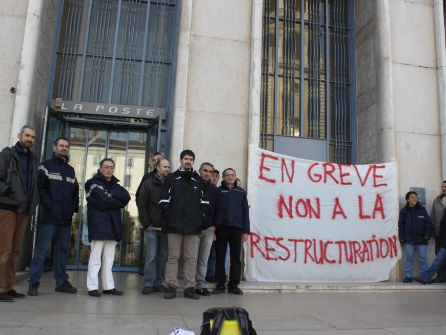 Lyon : la grève illimitée des postiers a été levée