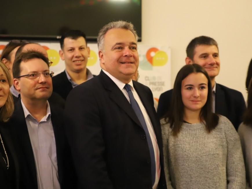Municipales à Lyon : le maire du 2e arrondissement Denis Broliquier lui aussi candidat