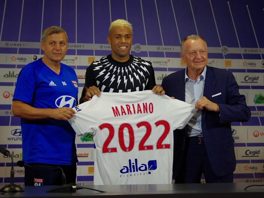 Mariano Diaz (Real Madrid), 4e recrue de l'OL (officiel)