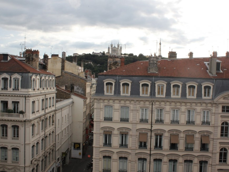 Immobilier : la flambée des prix plus forte à Lyon qu'à Paris