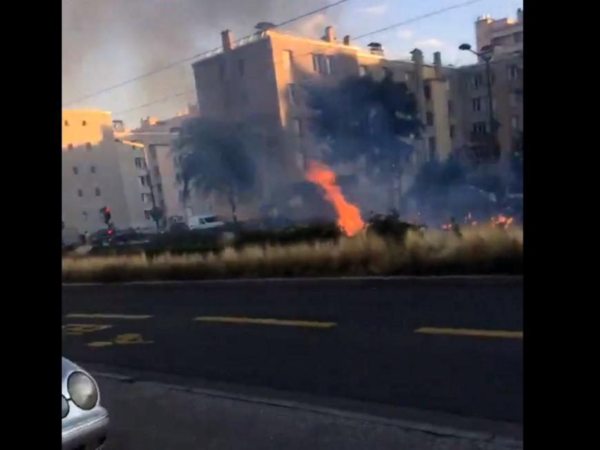 Incendies, pétards, feu d'artifice: une soirée du 13 juillet agitée dans la métropole de Lyon