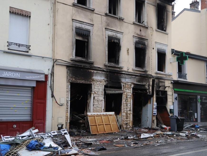 Incendie de la route de Vienne : un suspect identifié et en fuite, son complice interpellé