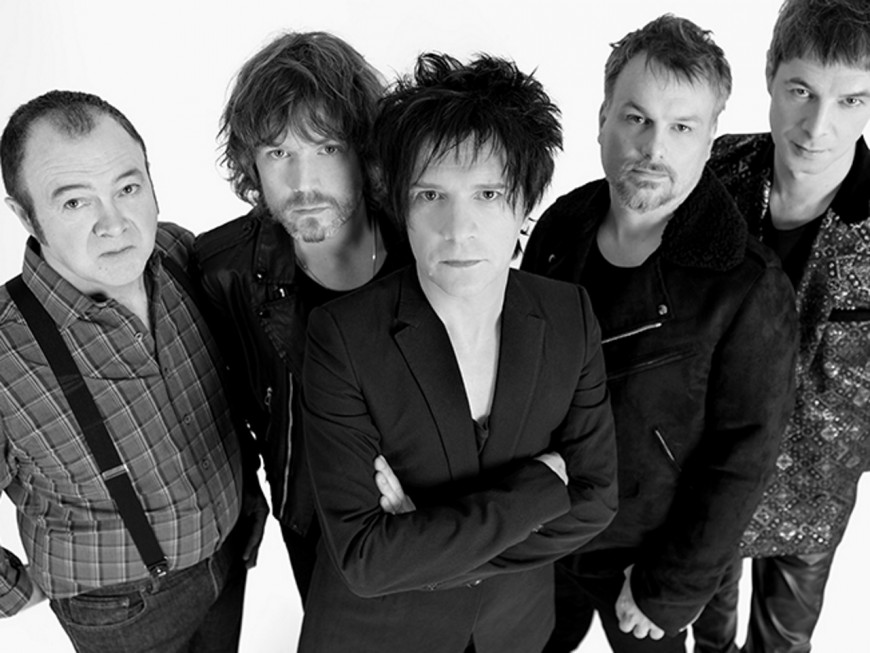 Indochine en concert au Groupama Stadium en juin 2021