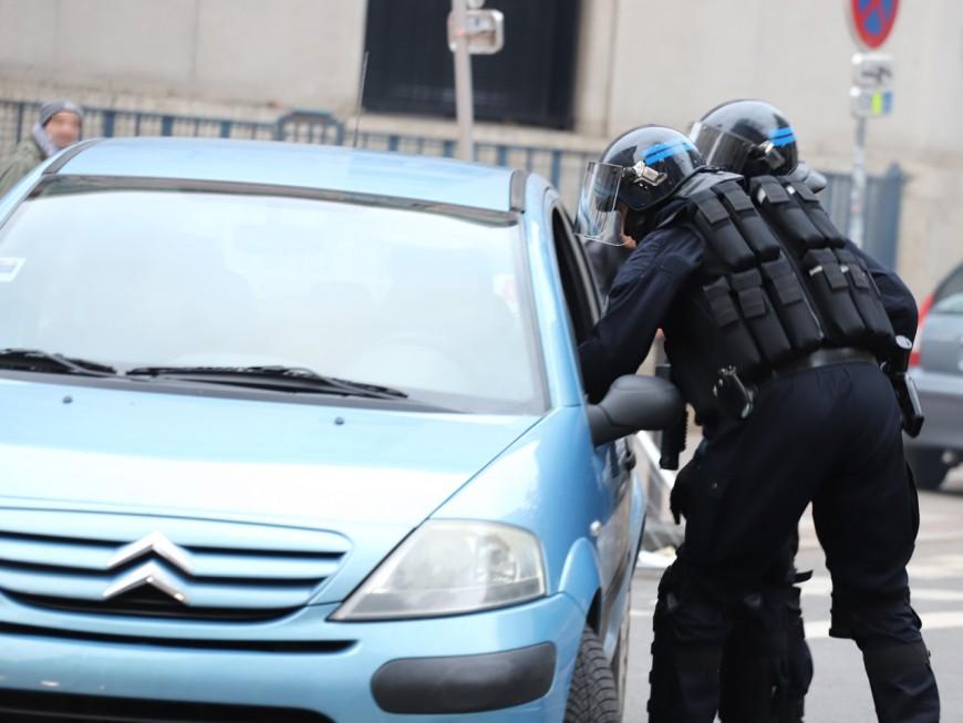 Près de Lyon : l'homme soupçonné d'avoir poignardé son ex-femme finalement interpellé