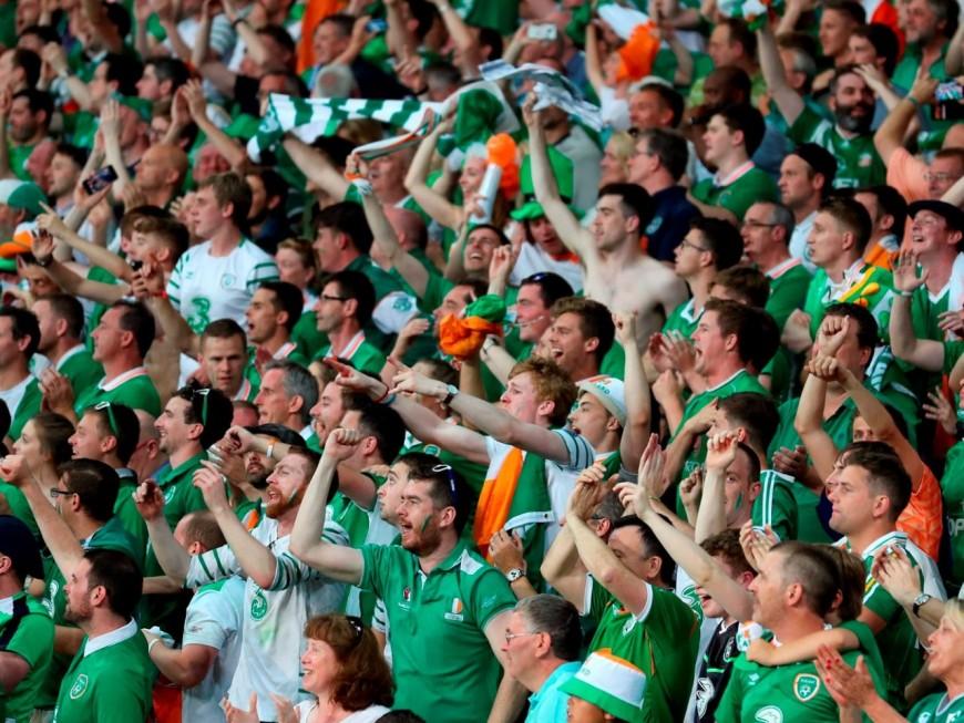France–Irlande, aussi un match de supportersà Lyon