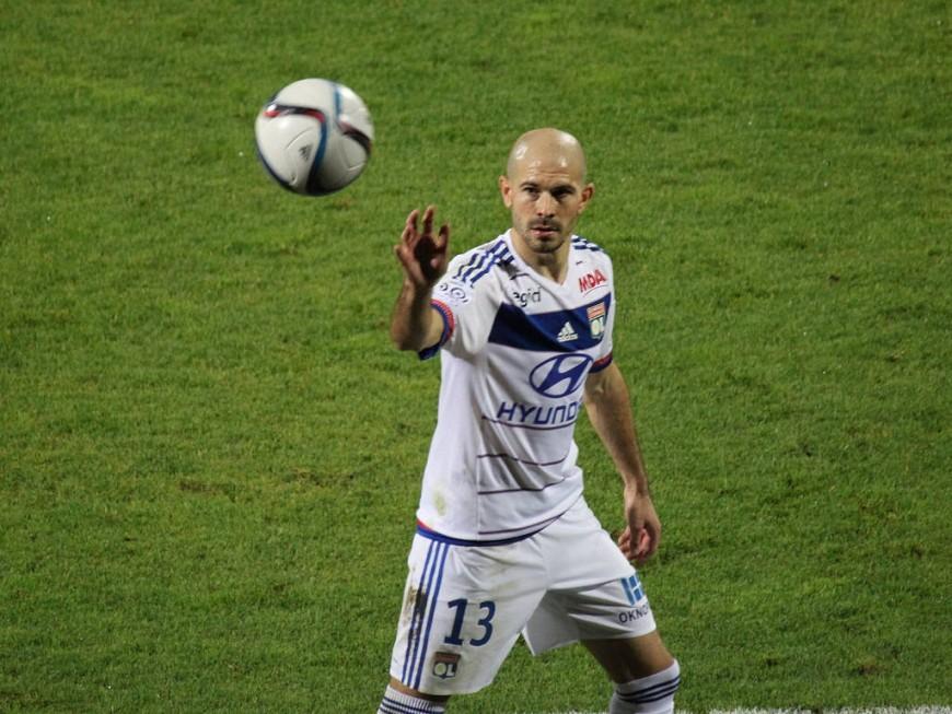 Jallet, seul Lyonnais appelé en Bleu par Didier Deschamps