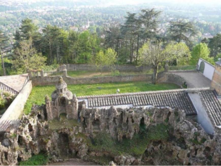 Saint-Cyr-au-Mont-d'Or cherche à financer la restauration du jardin de rocaille de l'Ermitage