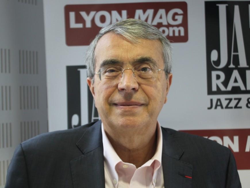 """Jean-Jack Queyranne: """"Faire vivre Auvergne Rhône-Alpes, pas s'en servir comme d'un marchepied"""""""