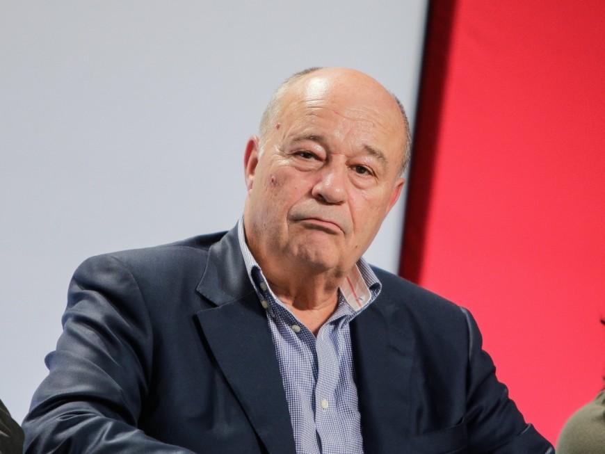 Jean-Michel Baylet à Lyon ce lundi