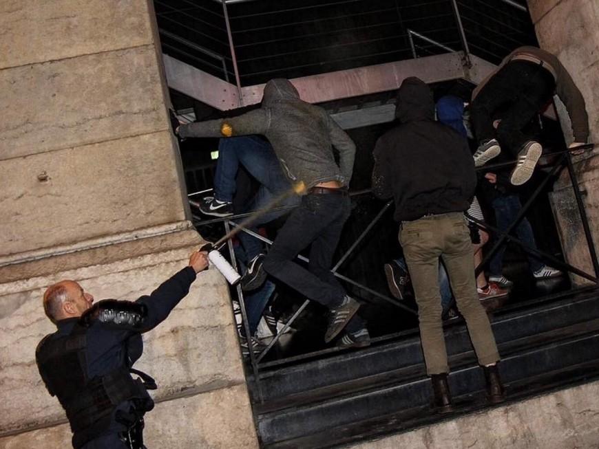 Une manifestation de l'extrême droite contre un spectacle joué à l'opéra de Lyon