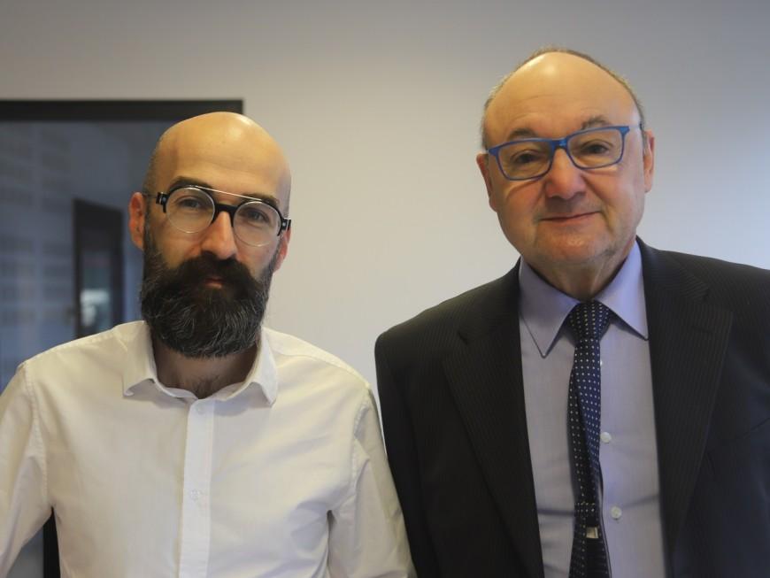 """Benoît Josserand : """"Aujourd'hui, n'importe qui peut mettre """"bouchon lyonnais"""" sur sa porte"""""""