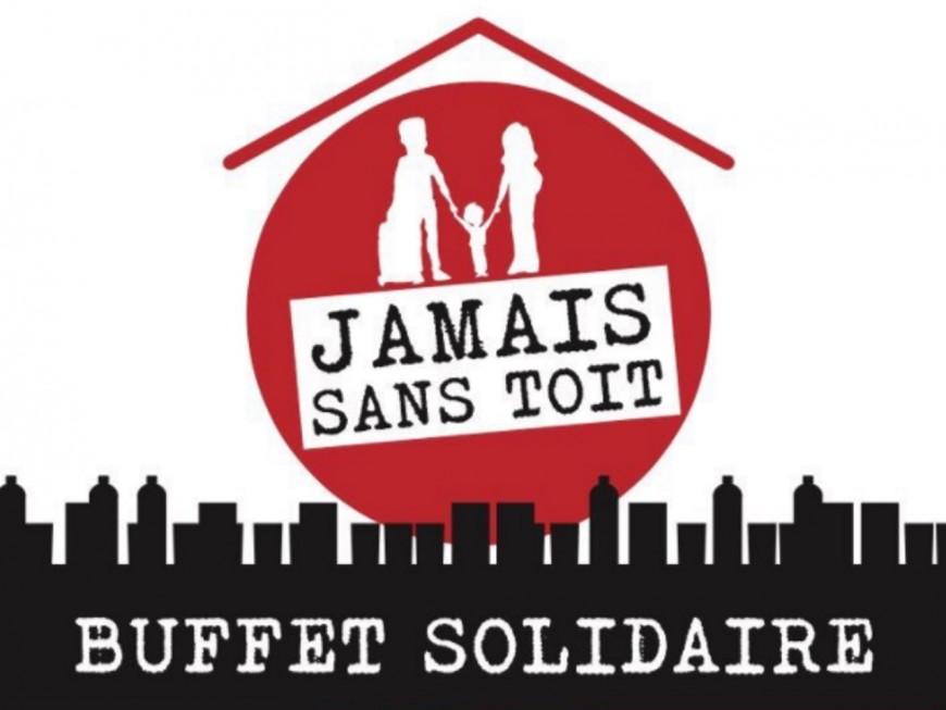 Un buffet solidaire organisé en soutien à une famille de l'école Berthelot