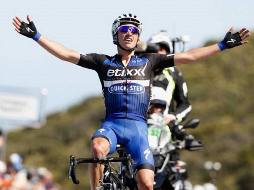 Paris-Nice : le Français Alaphilippe domine le chrono au Mont Brouilly devant Alberto Contador