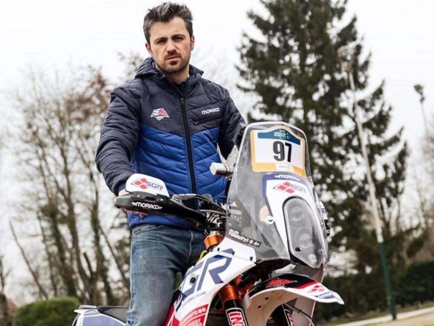 Paris-Dakar : le pilote lyonnais Julien Toniutti est sorti de l'hôpital