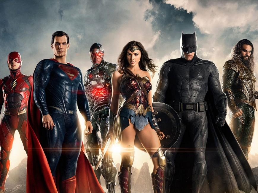 La 4DX débarque au Pathé Carré de Soie pour Justice League