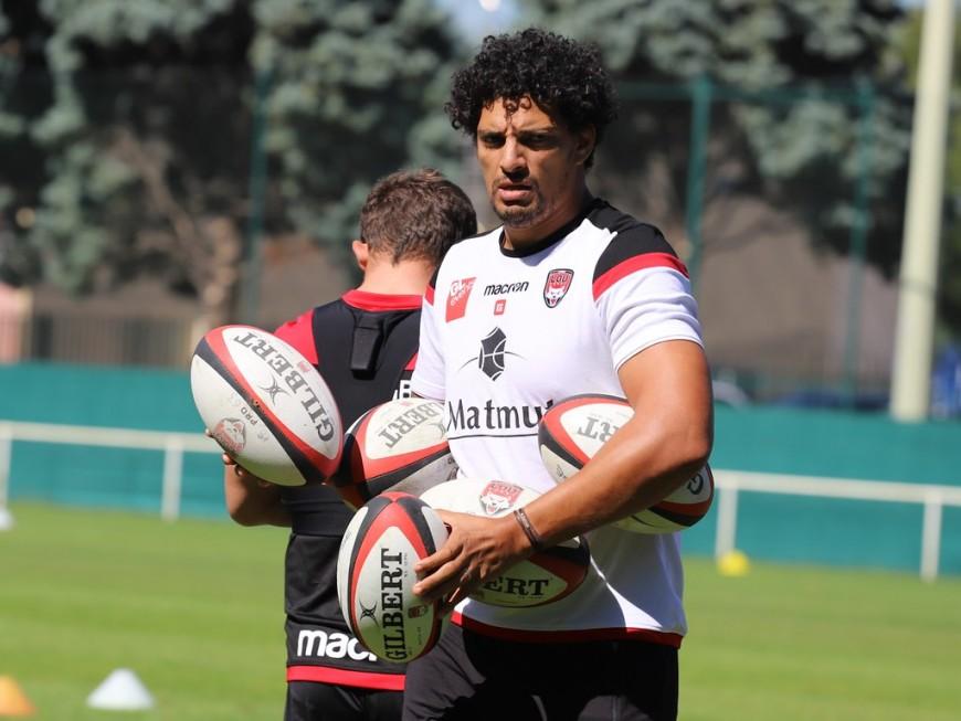 Rugby : Karim Ghezal quittera le LOU fin août pour rejoindre le XV de France