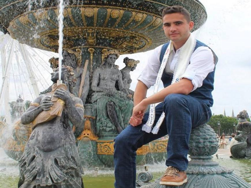 Le nouveau Mister Monde Sourd est Lyonnais