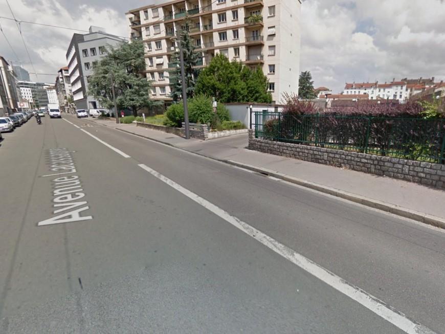 Lyon : décès de la personne âgée percutée par une moto