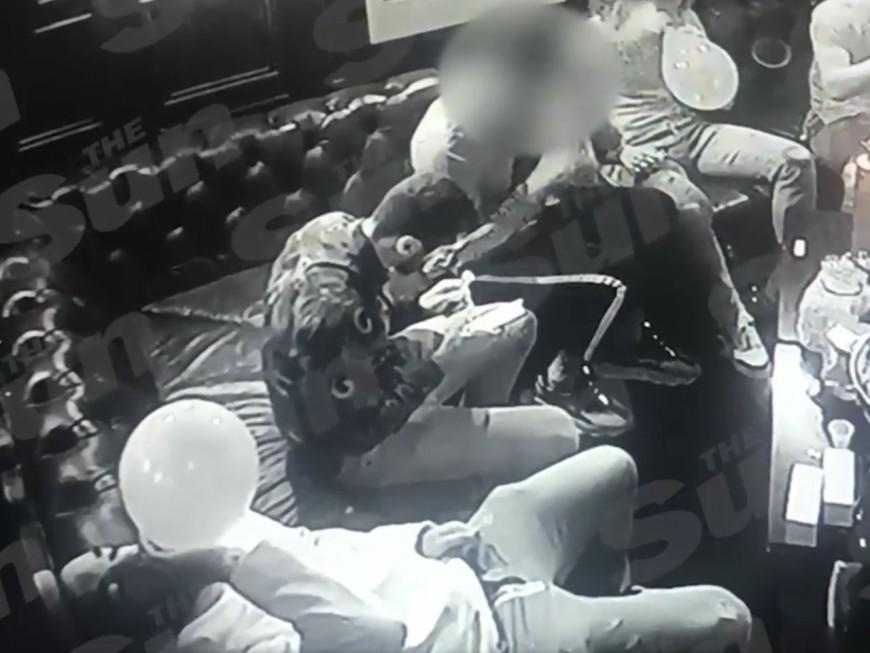 Soirée entre joueurs d'Arsenal : Alexandre Lacazette pris en train d'inhaler du protoxyde d'azote