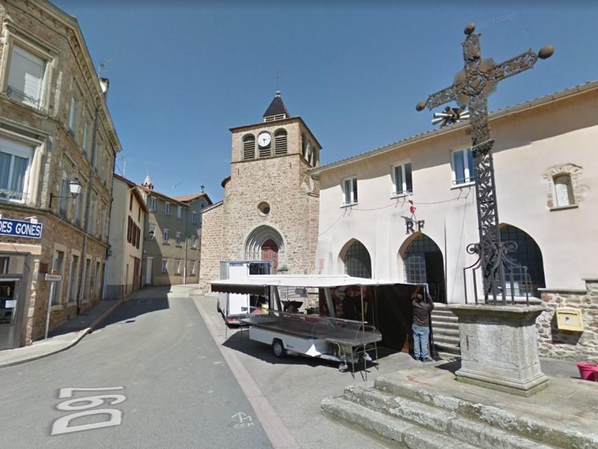 Près de Lyon : fermeture du local d'extrême-droite à Larajasse