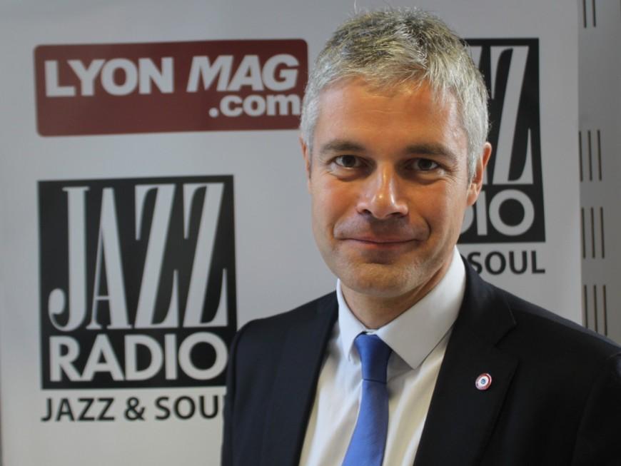 """Laurent Wauquiez : """"Auvergne Rhône-Alpes peut s'attendre à de l'action, à des résultats concrets"""""""