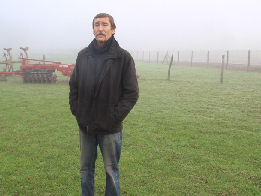 L'agriculteur Philippe Layat est votre Lyonnais de l'année 2014 !