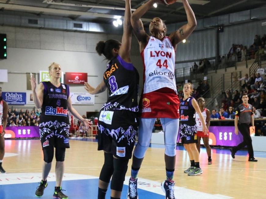 Lyon Basket à nouveau dompté à domicile (49-65)