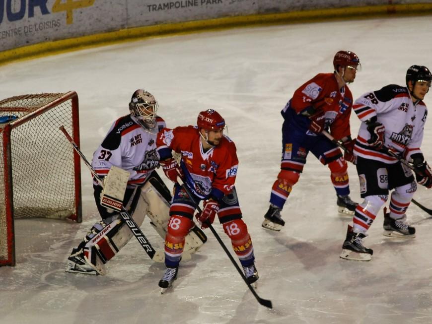 Les Lions en tête de la Ligue Magnus après avoir battu Strasbourg (3-1)