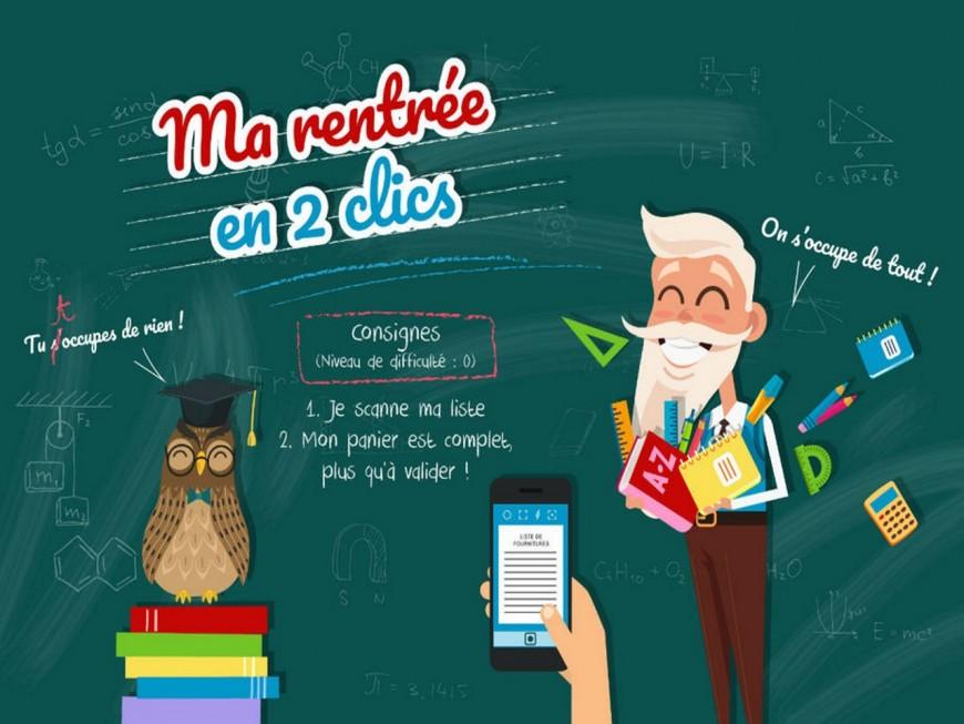 Lyon : une application pour simplifier l'achat des fournitures scolaires