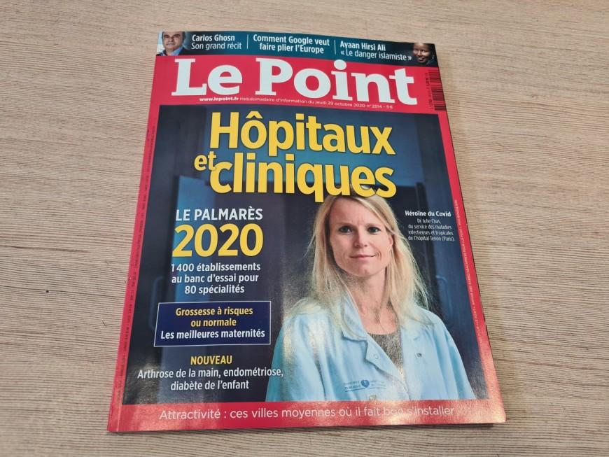 Découvrez la place de Lyon dans le palmarès des meilleurs hôpitaux de France
