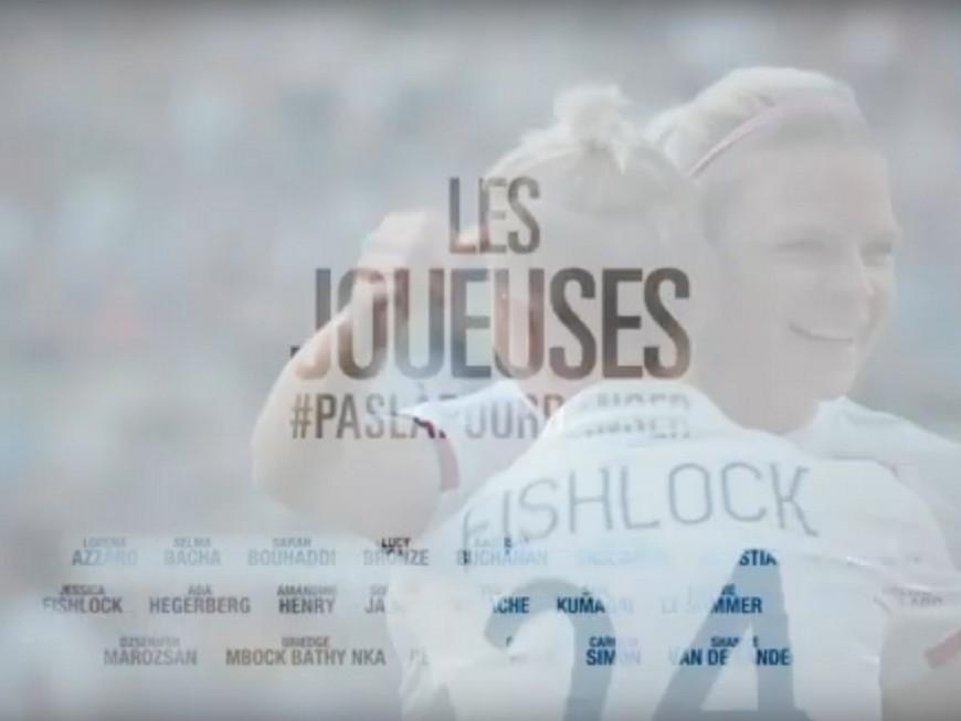 """""""Les joueuses"""" : le documentaire sur l'OL féminin débarque au cinéma"""