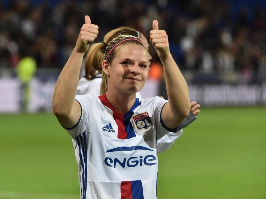Ligue des Champions : l'OL l'emporte à nouveau au bout du suspense face à Paris !