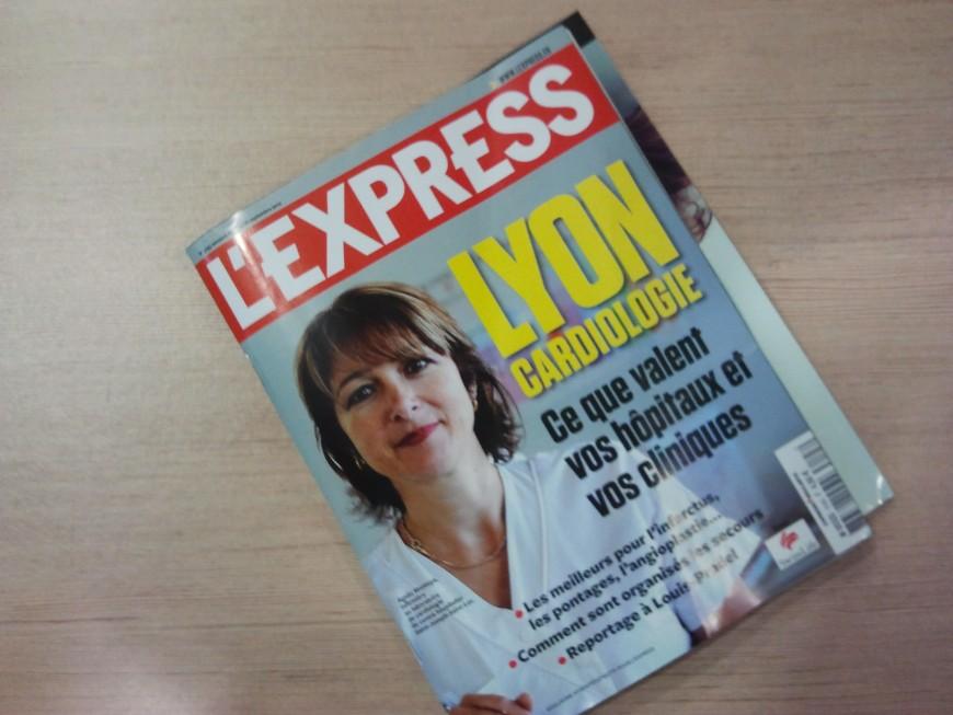 Problèmes cardiaques : L'Express salue l'offre de soins à Lyon