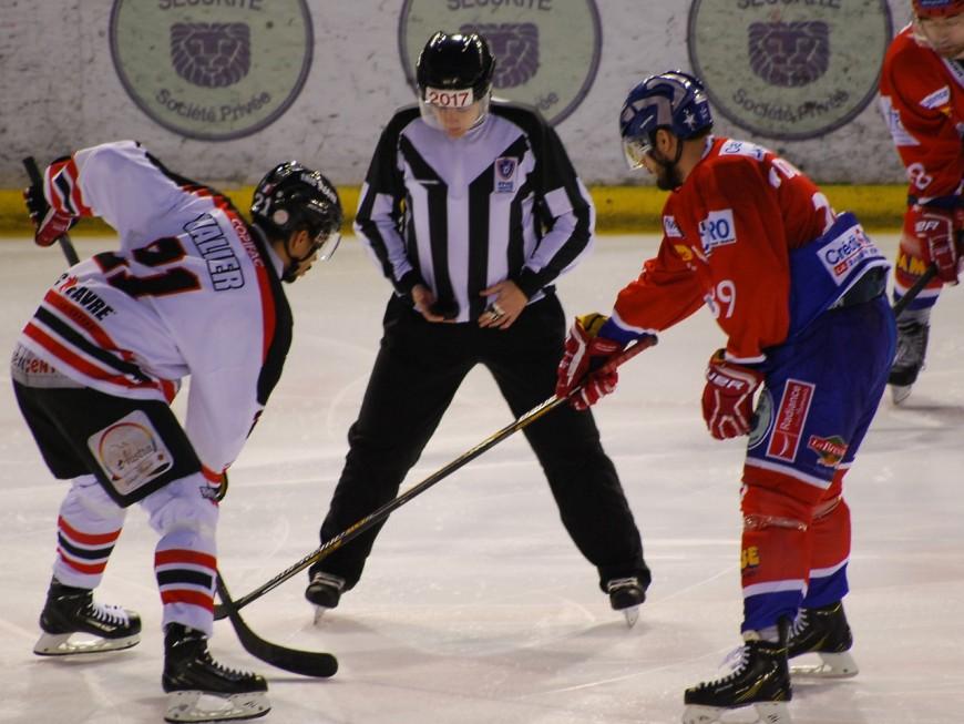 Les Lions ne vont pas chômer sur la patinoire de Grenoble